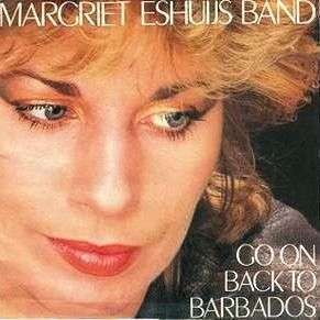 Coverafbeelding Go On Back To Barbados - Margriet Eshuijs Band