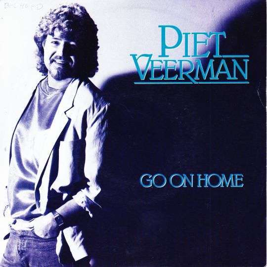 Coverafbeelding Go On Home - Piet Veerman