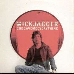 Coverafbeelding Godgavemeeverything - Mickjagger
