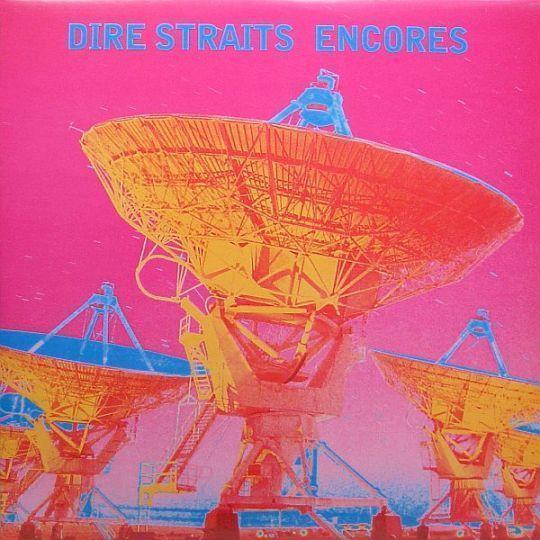 Coverafbeelding Encores [Ep] - Dire Straits