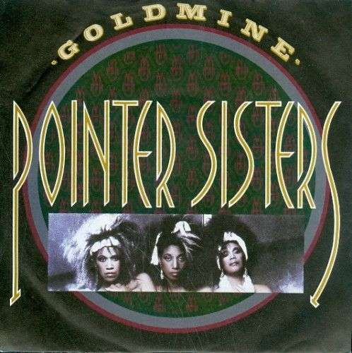 Coverafbeelding Goldmine - Pointer Sisters
