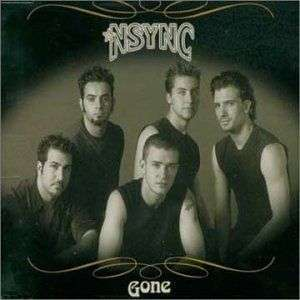 Coverafbeelding Gone - *nsync