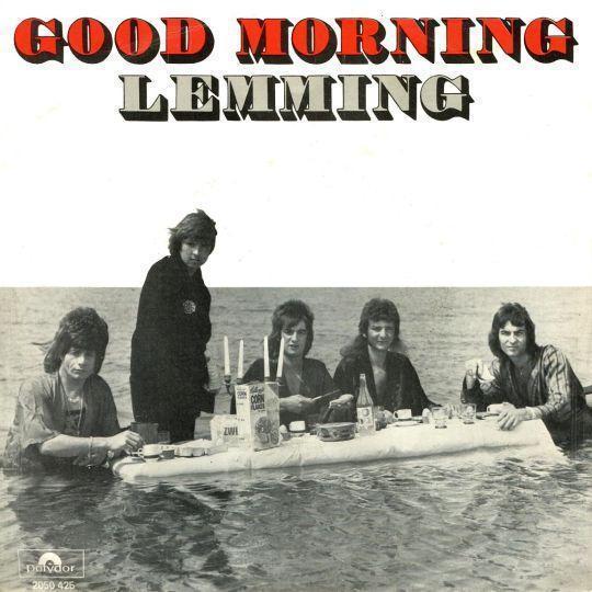 Coverafbeelding Good Morning - Lemming