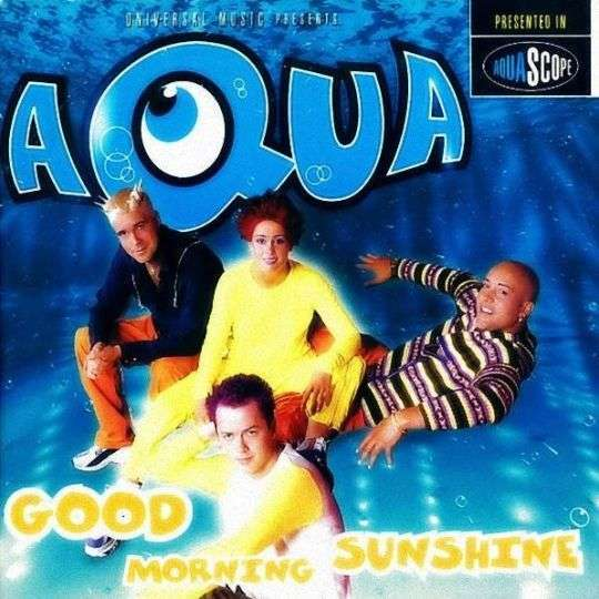 Coverafbeelding Good Morning Sunshine - Aqua
