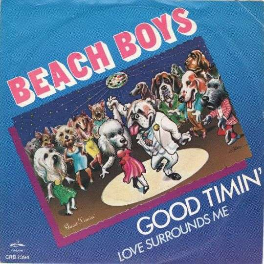 Coverafbeelding Good Timin' - Beach Boys