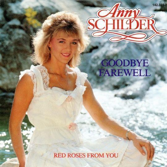 Coverafbeelding Goodbye Farewell - Anny Schilder
