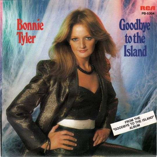 Coverafbeelding Goodbye To The Island - Bonnie Tyler