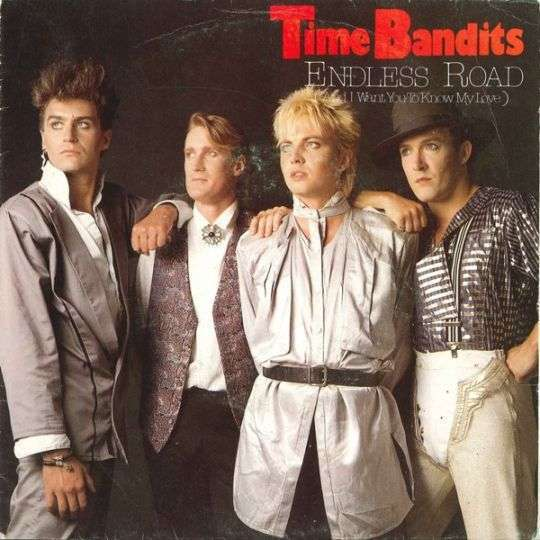 Coverafbeelding Endless Road (And I Want You To Know My Love) - Time Bandits