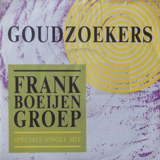 Coverafbeelding Goudzoekers - Frank Boeijen Groep