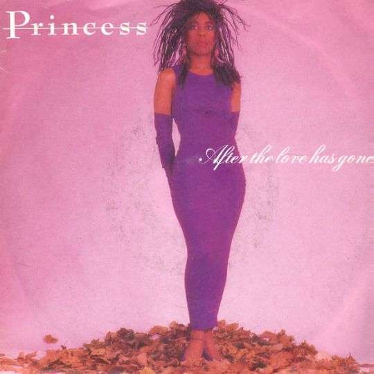 Coverafbeelding After The Love Has Gone - Princess