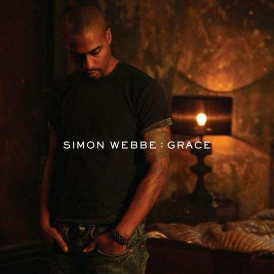 Coverafbeelding Grace - Simon Webbe