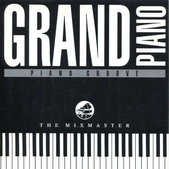 Coverafbeelding The Mixmaster - Grand Piano