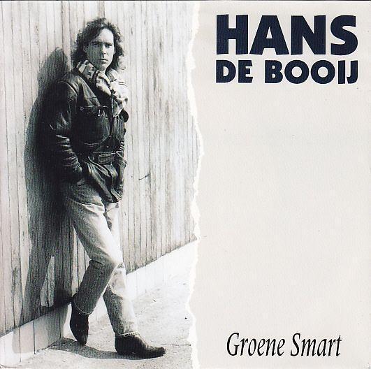 Coverafbeelding Groene Smart - Hans De Booij