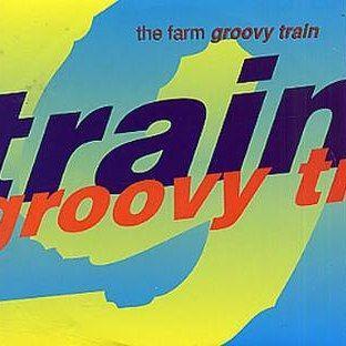 Coverafbeelding Groovy Train - The Farm