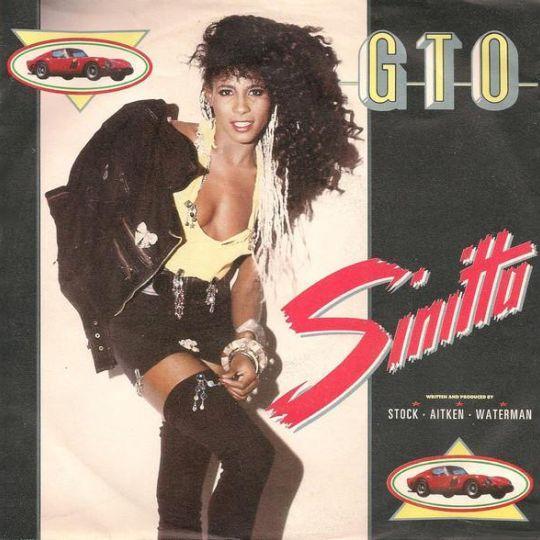 Coverafbeelding Gto - Sinitta