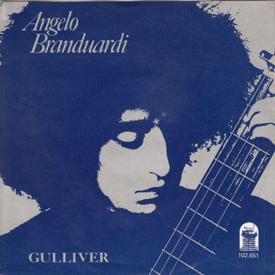 Coverafbeelding Gulliver - Angelo Branduardi