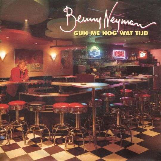 Coverafbeelding Gun Me Nog Wat Tijd - Benny Neyman