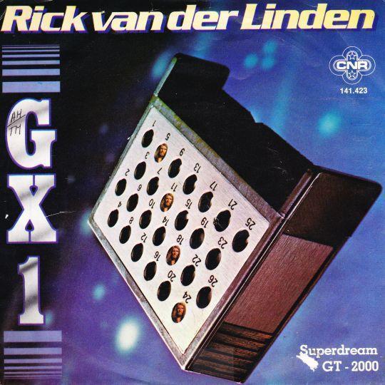 Coverafbeelding Gx 1 - Rick Van Der Linden