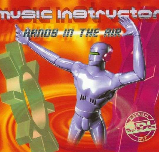 Coverafbeelding Music Instructor - Hands In The Air