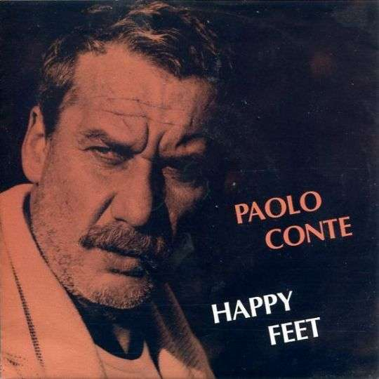 Coverafbeelding Happy Feet - Paolo Conte