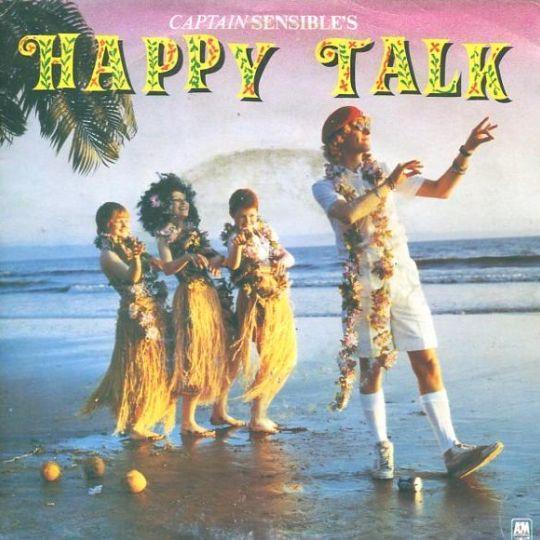 Coverafbeelding Happy Talk - Captain Sensible