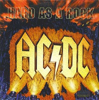 Coverafbeelding Hard As A Rock - Ac/dc