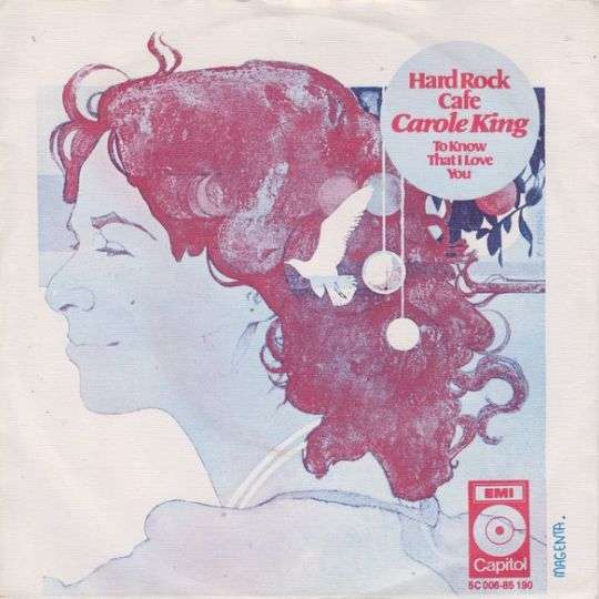 Coverafbeelding Carole King - Hard Rock Cafe
