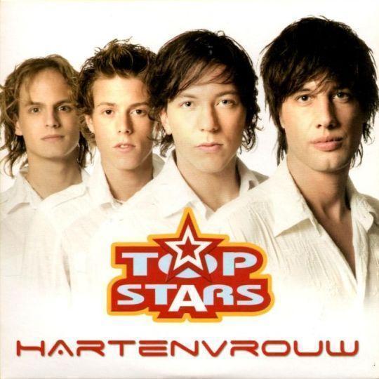 Coverafbeelding Hartenvrouw - Topstars