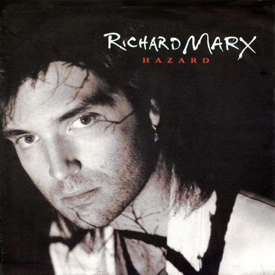 Coverafbeelding Hazard - Richard Marx
