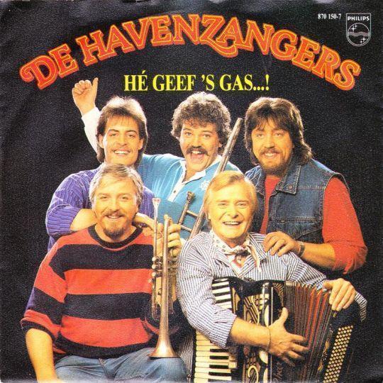 Coverafbeelding Hé Geef 's Gas...! - De Havenzangers
