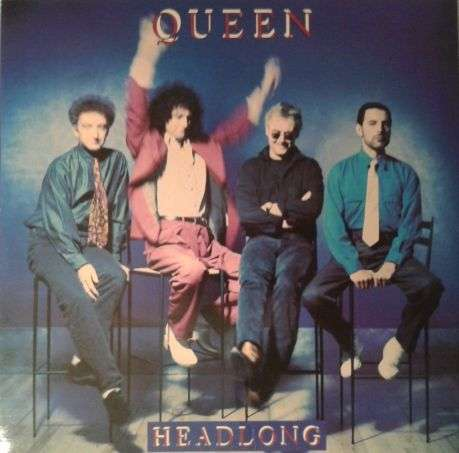 Coverafbeelding Headlong - Queen