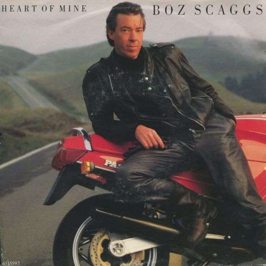 Coverafbeelding Heart Of Mine - Boz Scaggs