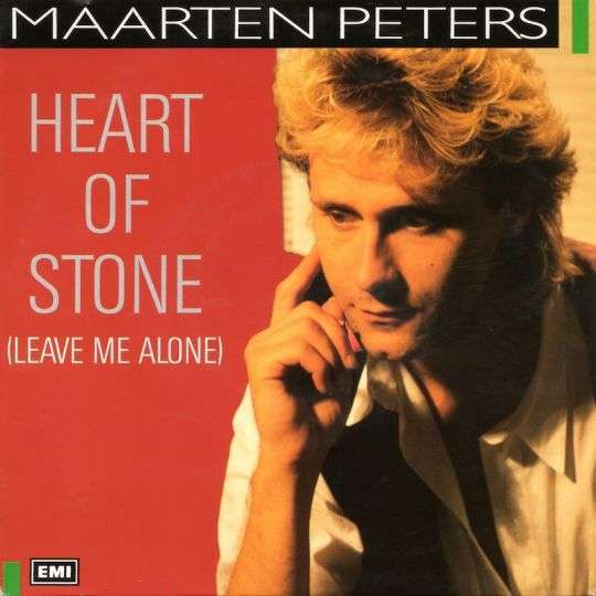 Coverafbeelding Heart Of Stone (Leave Me Alone) - Maarten Peters