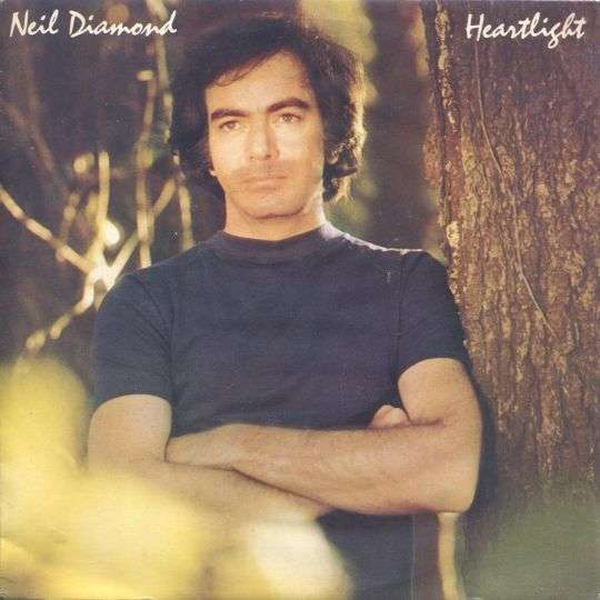 Coverafbeelding Heartlight - Neil Diamond