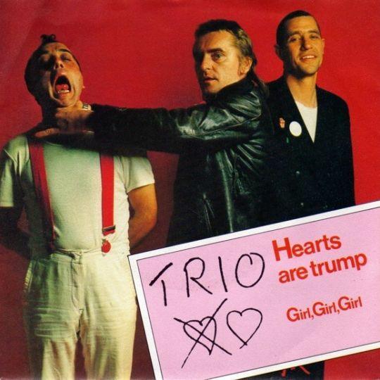 Coverafbeelding Trio - Hearts Are Trump
