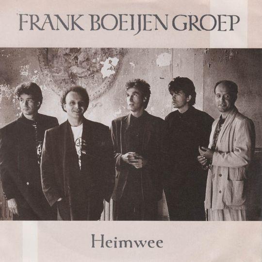 Coverafbeelding Heimwee - Frank Boeijen Groep
