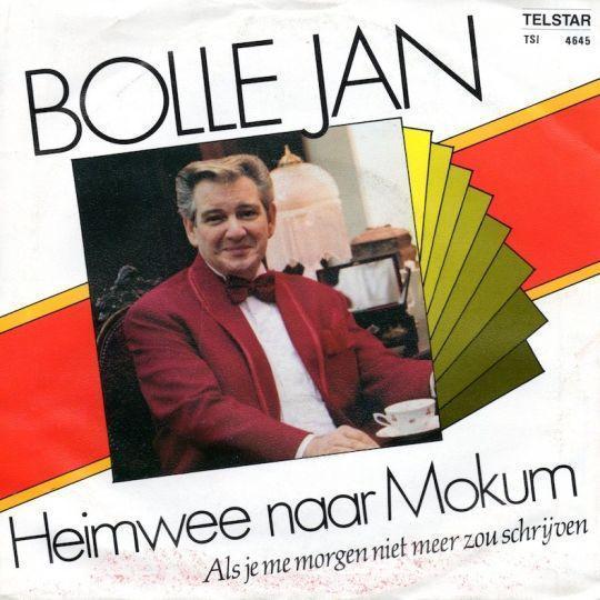 Coverafbeelding Bolle Jan - Heimwee Naar Mokum