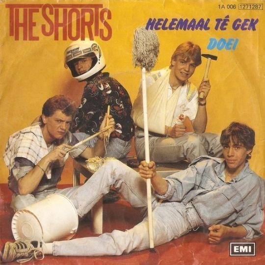 Coverafbeelding Helemaal T� Gek - The Shorts