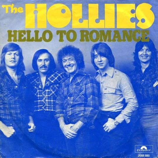 Coverafbeelding Hello To Romance - The Hollies