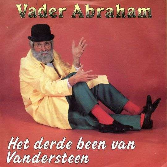 Coverafbeelding Het Derde Been Van Vandersteen - Vader Abraham