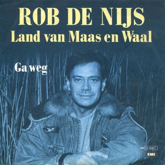Coverafbeelding Land Van Maas En Waal - Rob De Nijs