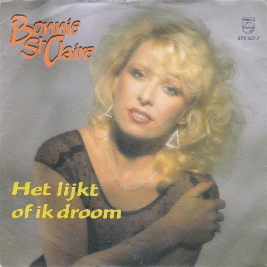 Coverafbeelding Het Lijkt Of Ik Droom - Bonnie St Claire