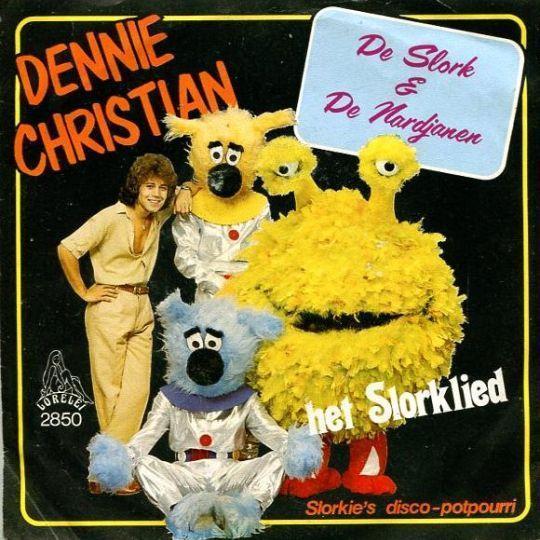 Coverafbeelding Het Slorklied - Dennie Christian & De Slork & De Nardjanen