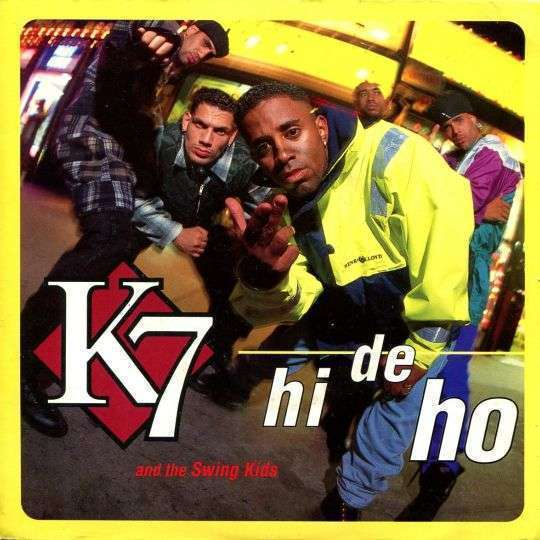 Coverafbeelding Hi De Ho - K7 And The Swing Kids