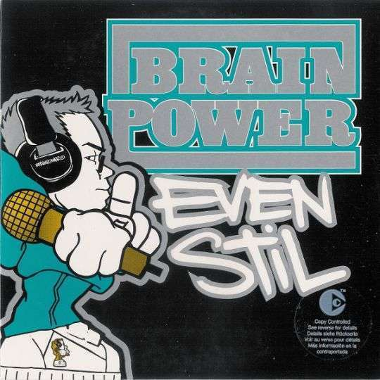 Coverafbeelding Even Stil - Brainpower