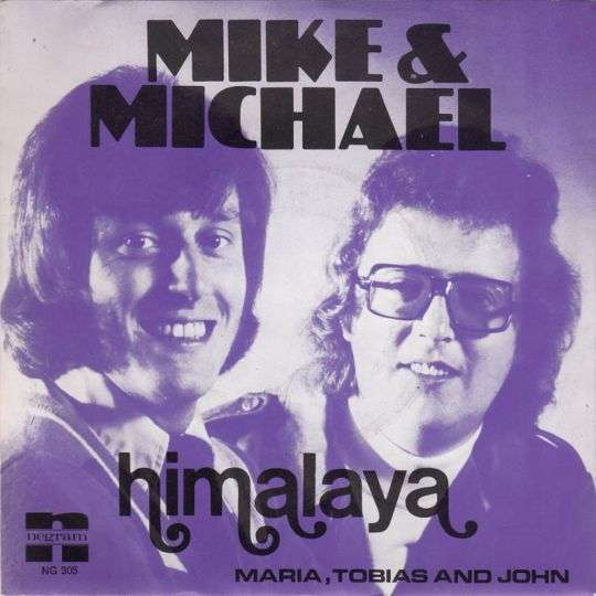 Coverafbeelding Himalaya - Mike & Michael