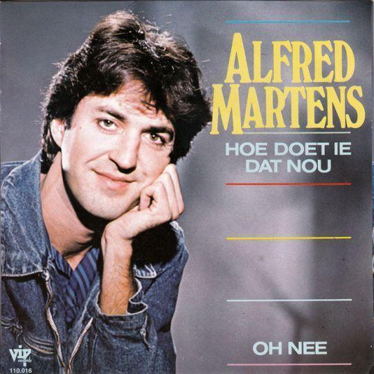 Coverafbeelding Hoe Doet Ie Dat Nou - Alfred Martens