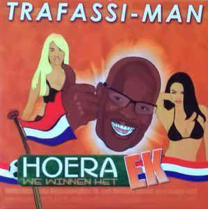 Coverafbeelding Hoera, We Winnen Het Ek! - Trafassi-Man