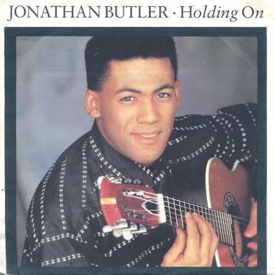 Coverafbeelding Jonathan Butler - Holding On