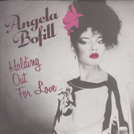 Coverafbeelding Angela Bofill - Holding Out For Love